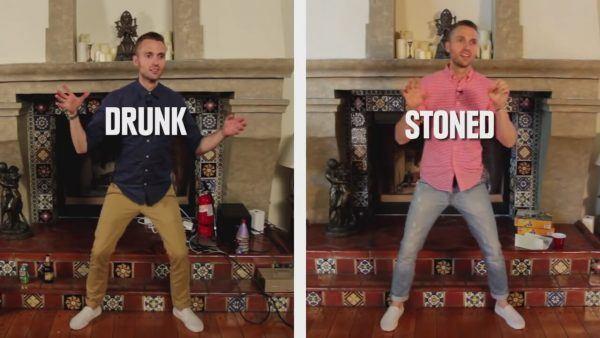 Bebado vs Chapado 1