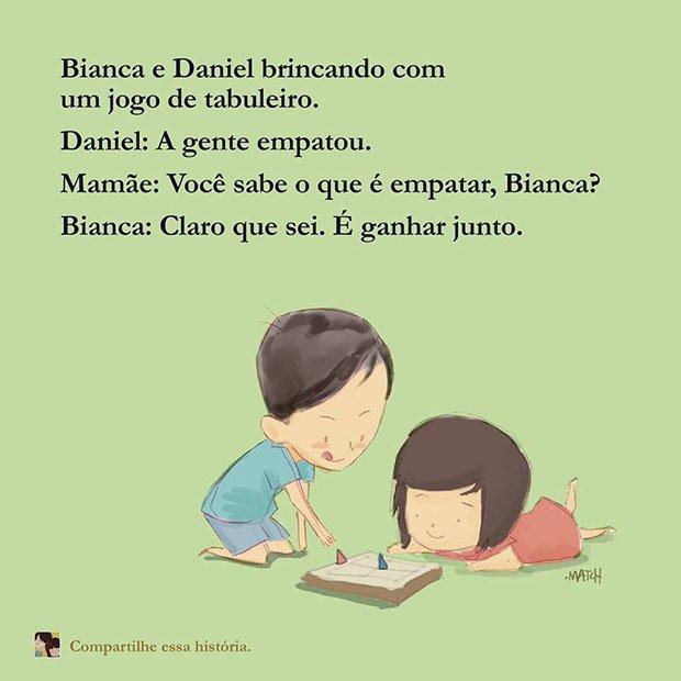 Os dialogos de Daniel e Bianca  (6)