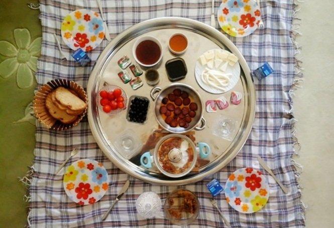 Como e o cafe da manhã em 27 paises pelo mundo (21)