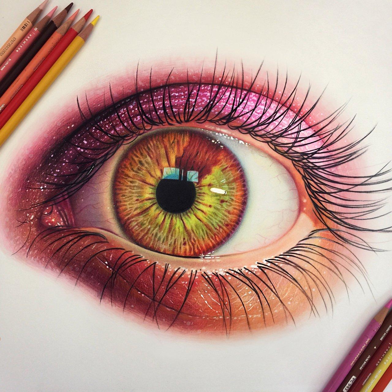 Ilustracoes realistas feitas apenas com lapis de cor (17)