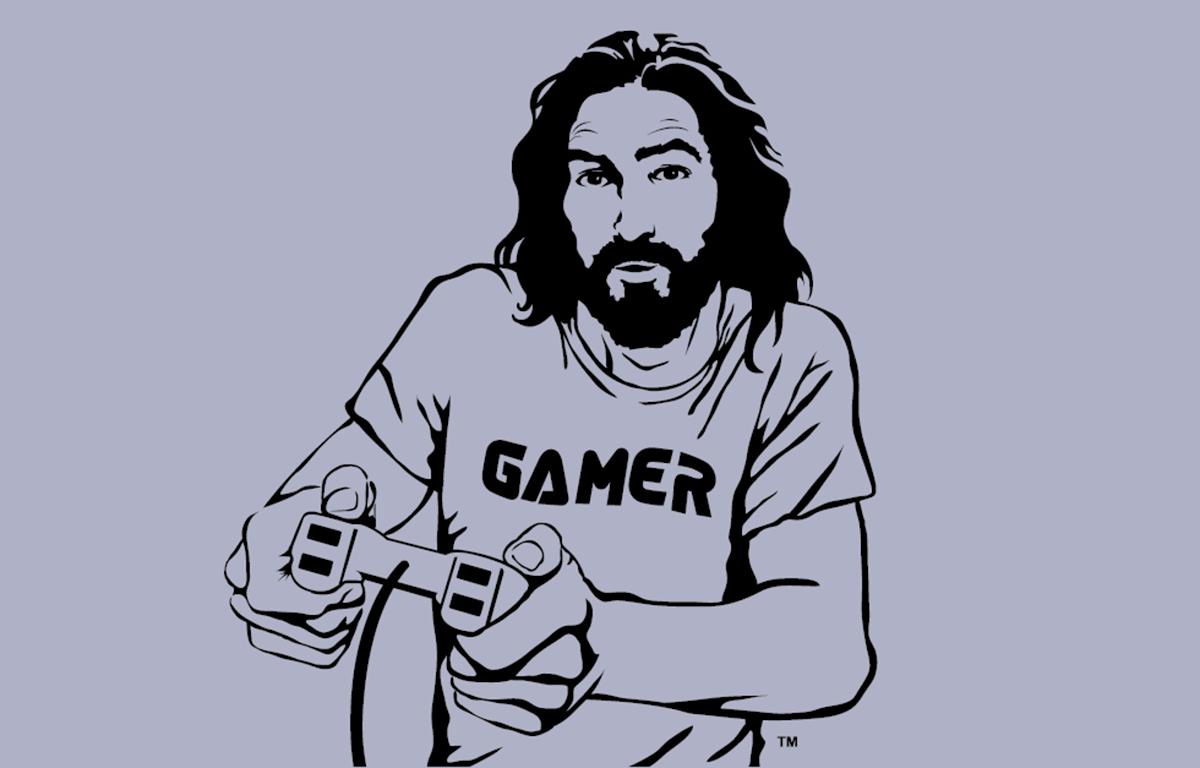 O videogame de Deus