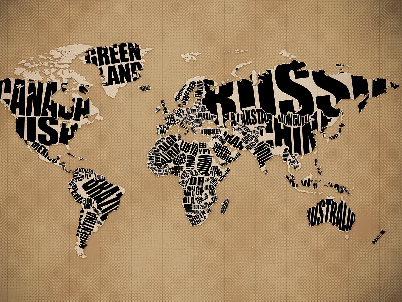 Como aprender o nome e localização de todos os países do mundo