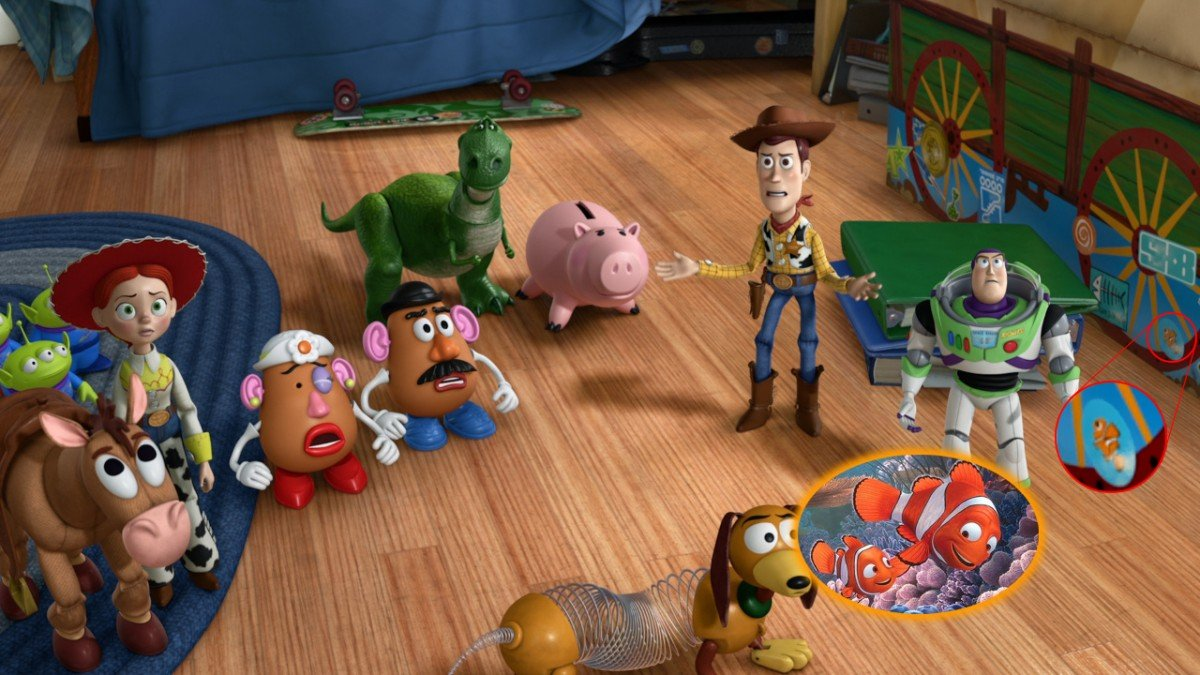 Easter eggs e outros segredos da Pixar 3