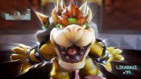 Jogando Mario em primeira pessoa