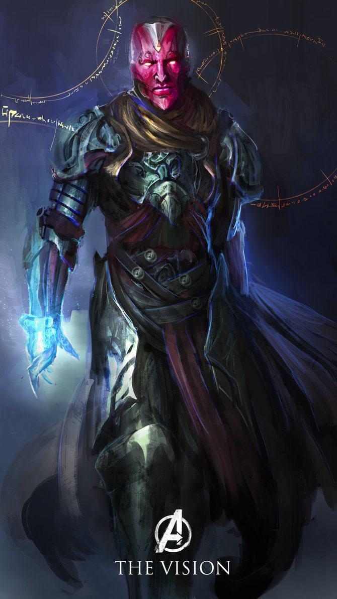 Os Vingadores em versoes magicas e medievais (10)