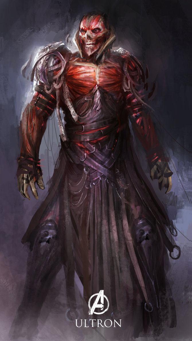 Os Vingadores em versoes magicas e medievais (11)