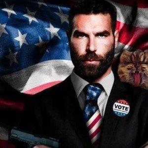 Dan Bilzerian para presidente