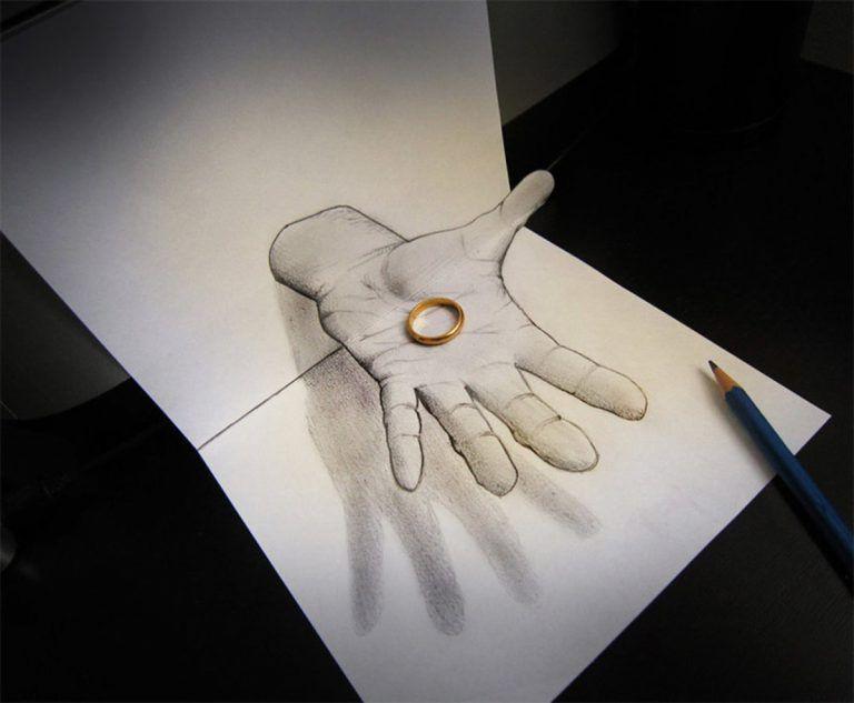 Desenhos em 3D