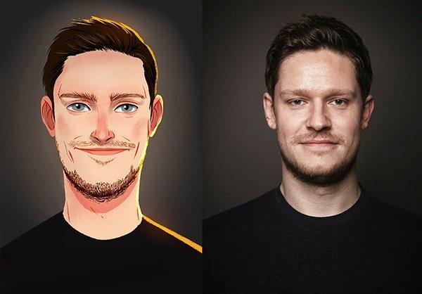 Transformando fotos reais em ilustracoes (12)