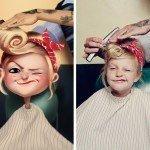 Transformando fotos reais em ilustracoes 13
