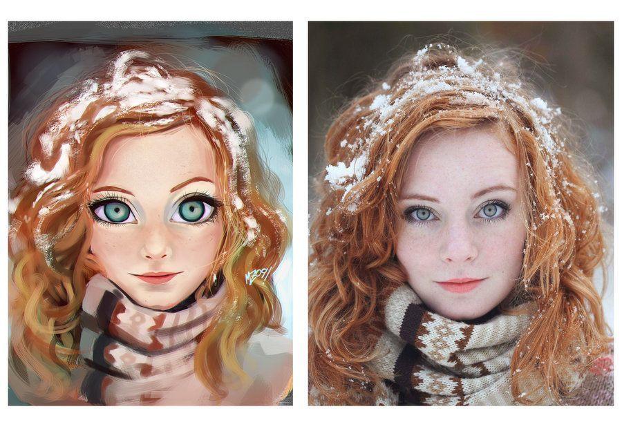 Transformando fotos reais em ilustracoes (15)