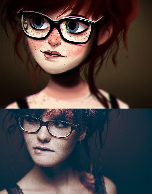 Transformando fotos reais em ilustracoes (2)