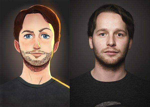 Transformando fotos reais em ilustracoes (5)
