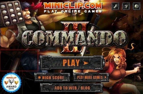 Commando 3 – Jogo da Semana