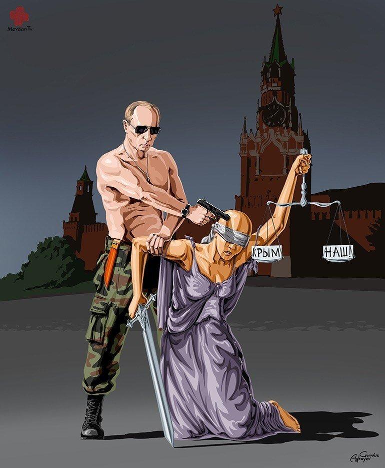 Como os lideres mundiais tratam a justica em seus paises (1)