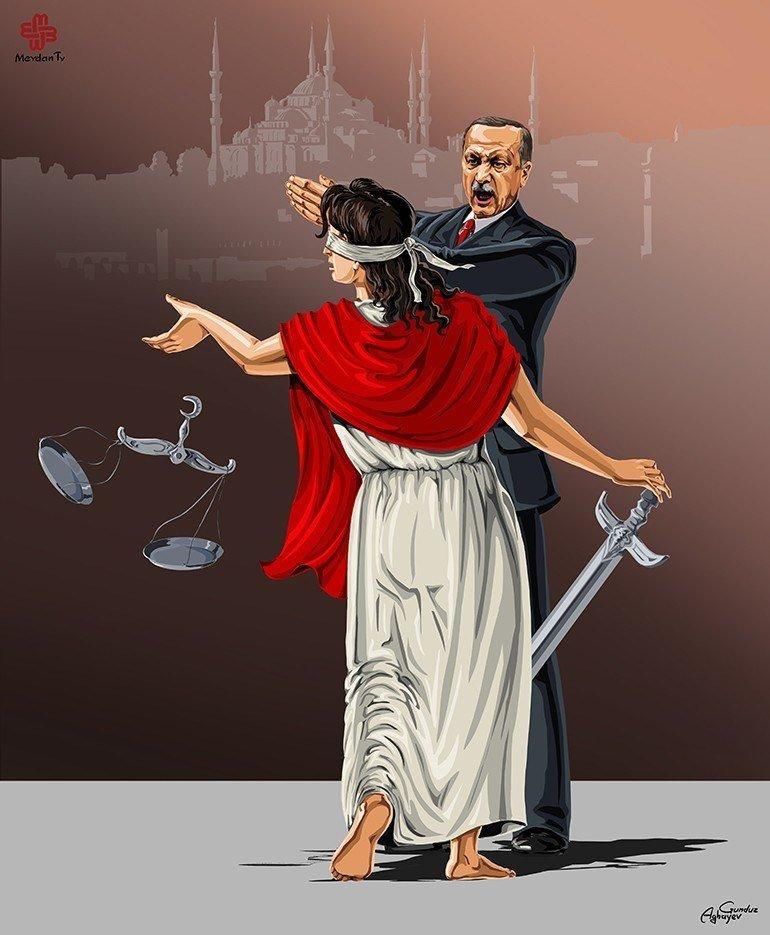 Como os lideres mundiais tratam a justica em seus paises (2)