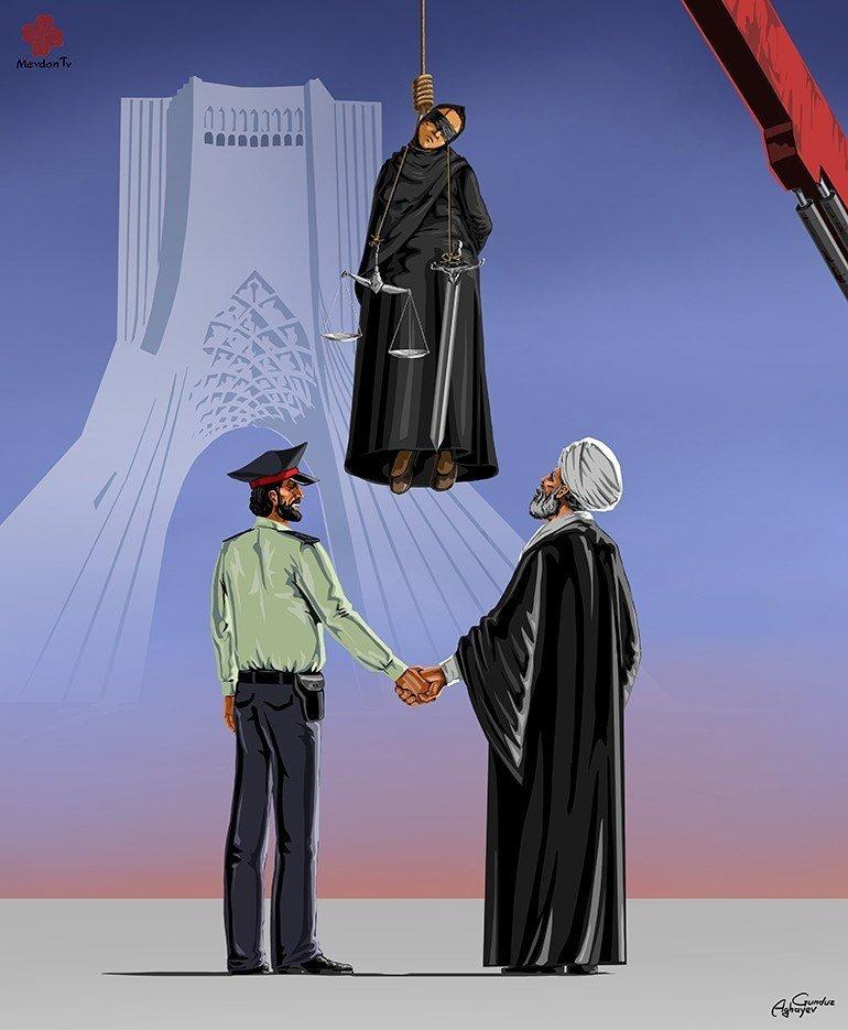 Como os lideres mundiais tratam a justica em seus paises (3)