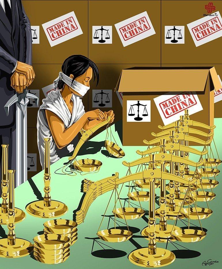 Como os lideres mundiais tratam a justica em seus paises (6)