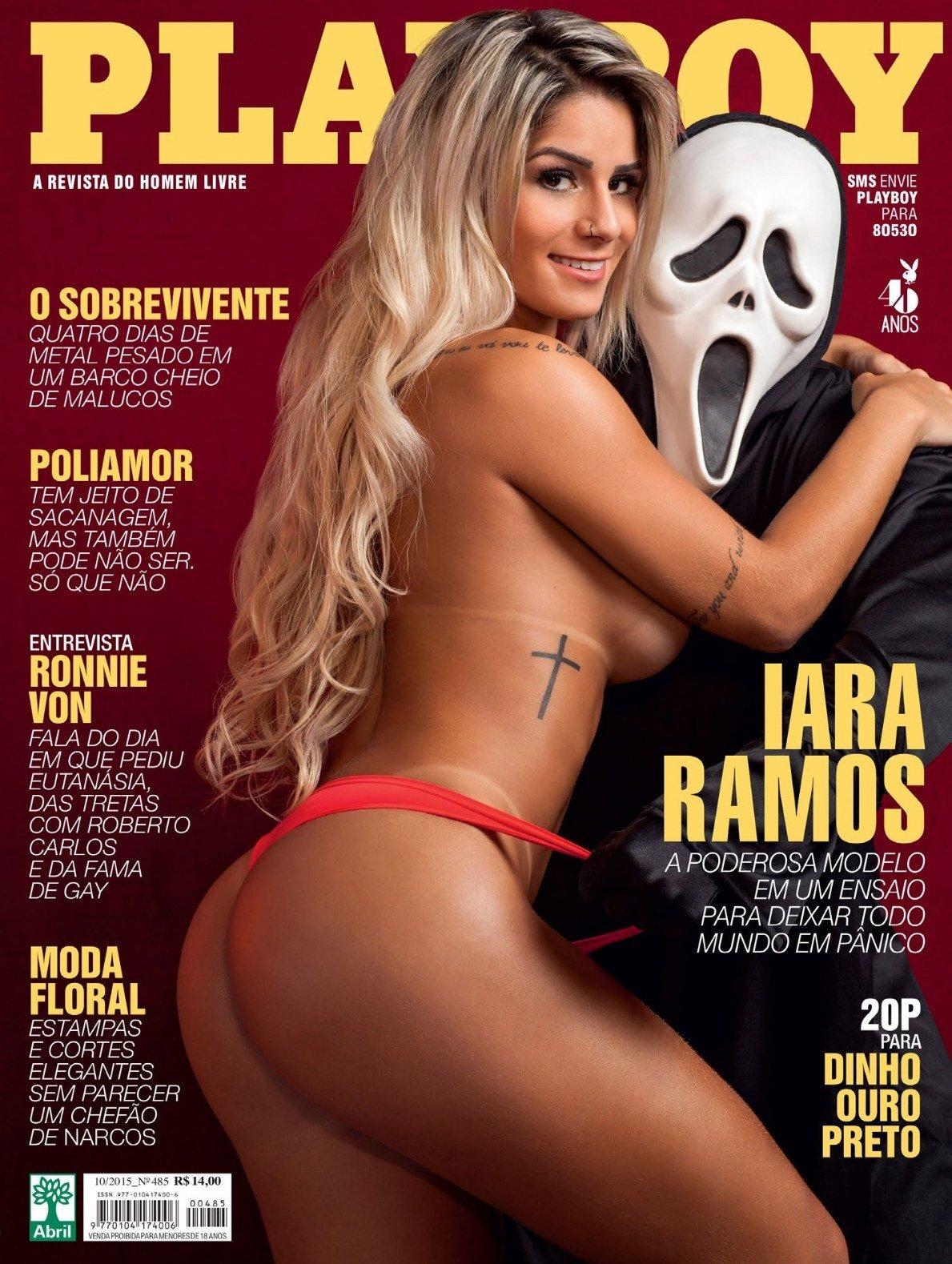 Fotos Playboy Panicat Iara Ramos Outubro (1)