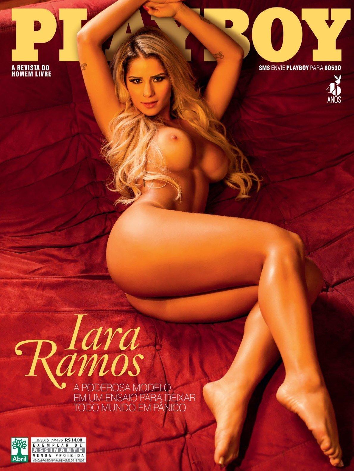 Fotos Playboy Panicat Iara Ramos Outubro (2)