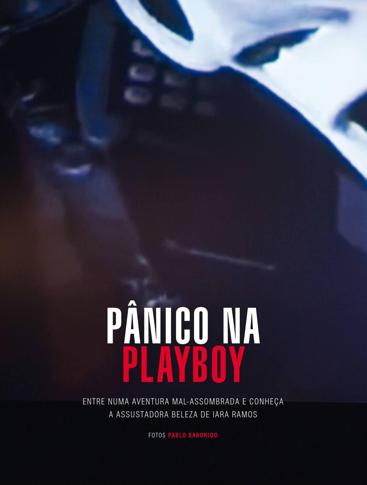 Fotos Playboy Panicat Iara Ramos Outubro (3)