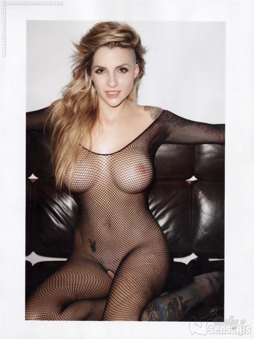 Fotos Sexy Clara Aguilar Novembro (14)