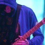 O melhor guitarrista dos ultimos tempos