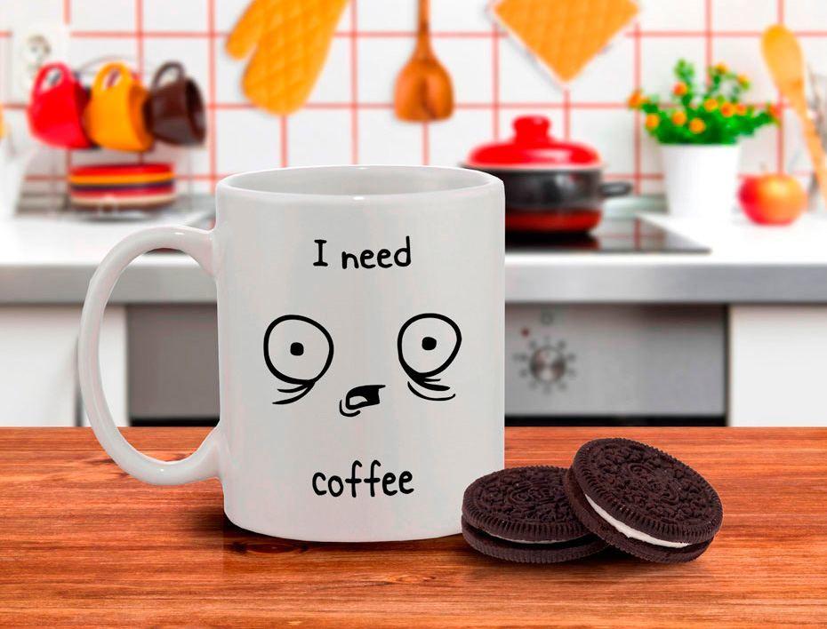 i need coffe