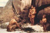 Não era fácil assistir um vídeo pornô na idade da pedra