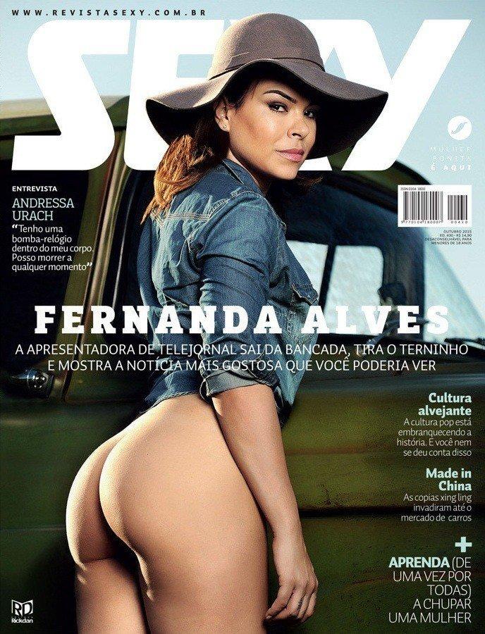 Fotos Sexy Fernanda Alves Outubro (19)