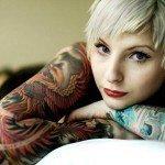 O mundo da tatuagem