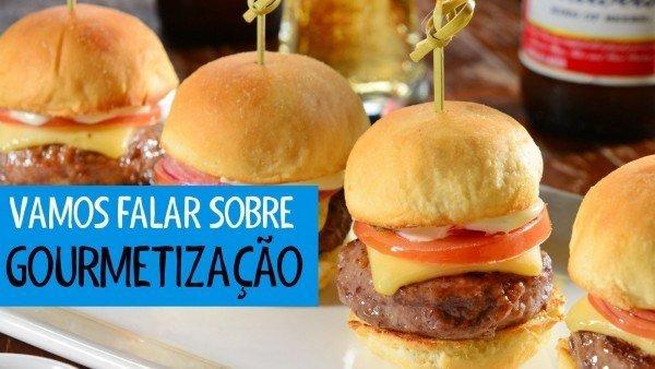 gourmetizacao