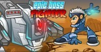 Epic boss fighter – Jogo da semana