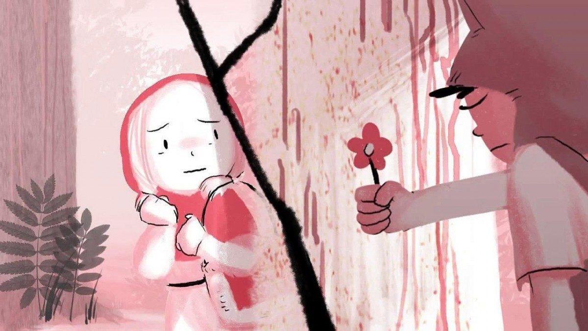 O lobo nunca quis machucar a Chapeuzinho Vermelho 3