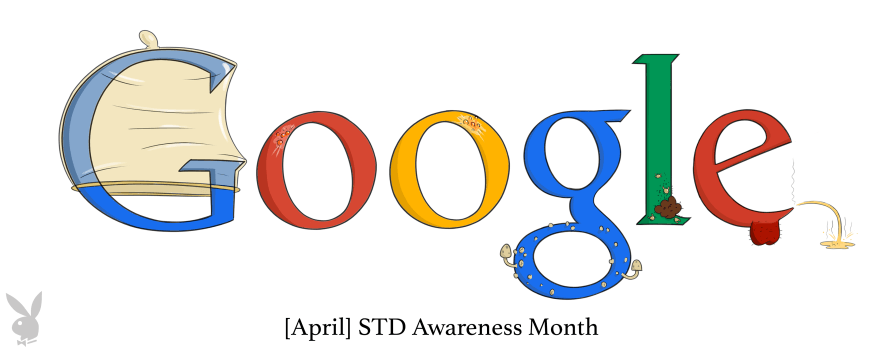 Se os Doodles do Google existissem para datas NSFW (5)