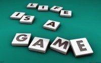A vida é um jogo