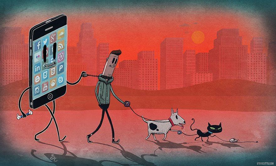 A triste verdade sobre nosso cotidiano (4)