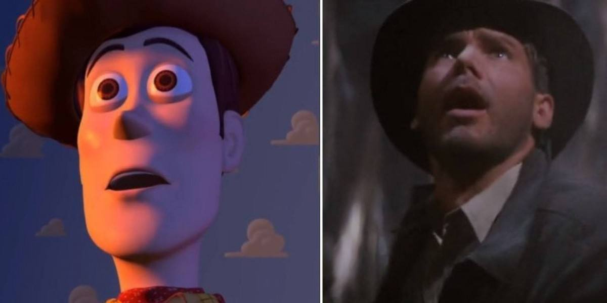 As referencias classicas dos filmes da Pixar 4