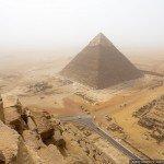 Escalando uma piramide do egito de 146 metros 4