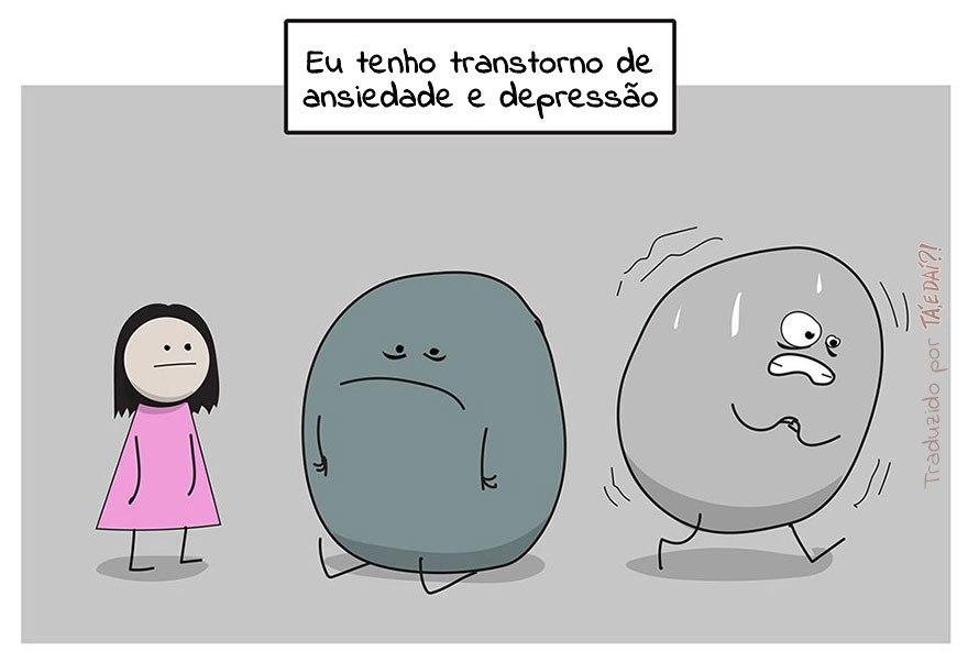 Pequenos bichinhos chamados Depressao e Ansiedade (10)