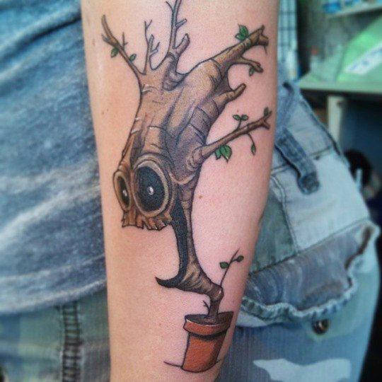 Tatuagens inspiradas em quadrinhos (11)