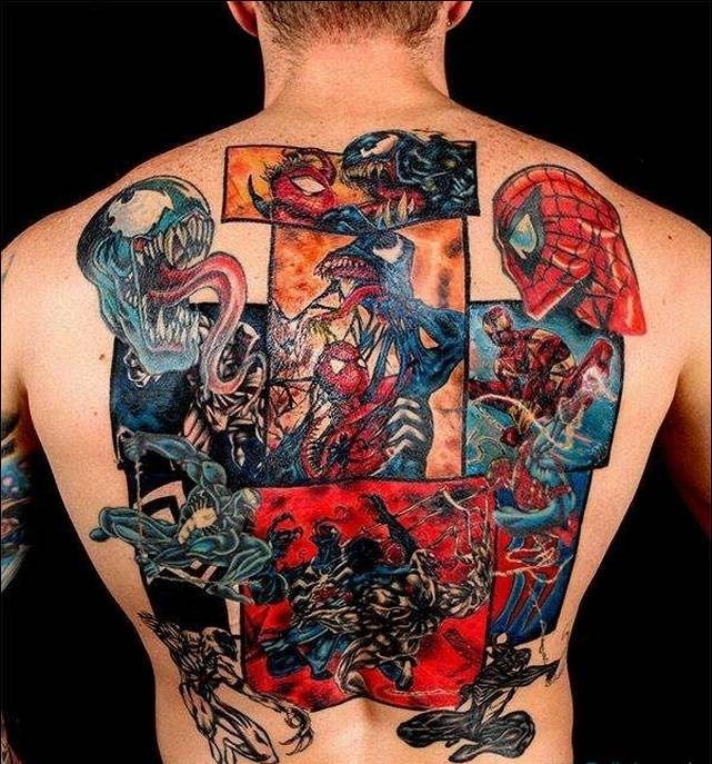 Tatuagens inspiradas em quadrinhos (13)