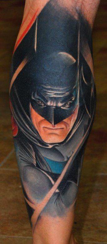 Tatuagens inspiradas em quadrinhos (14)