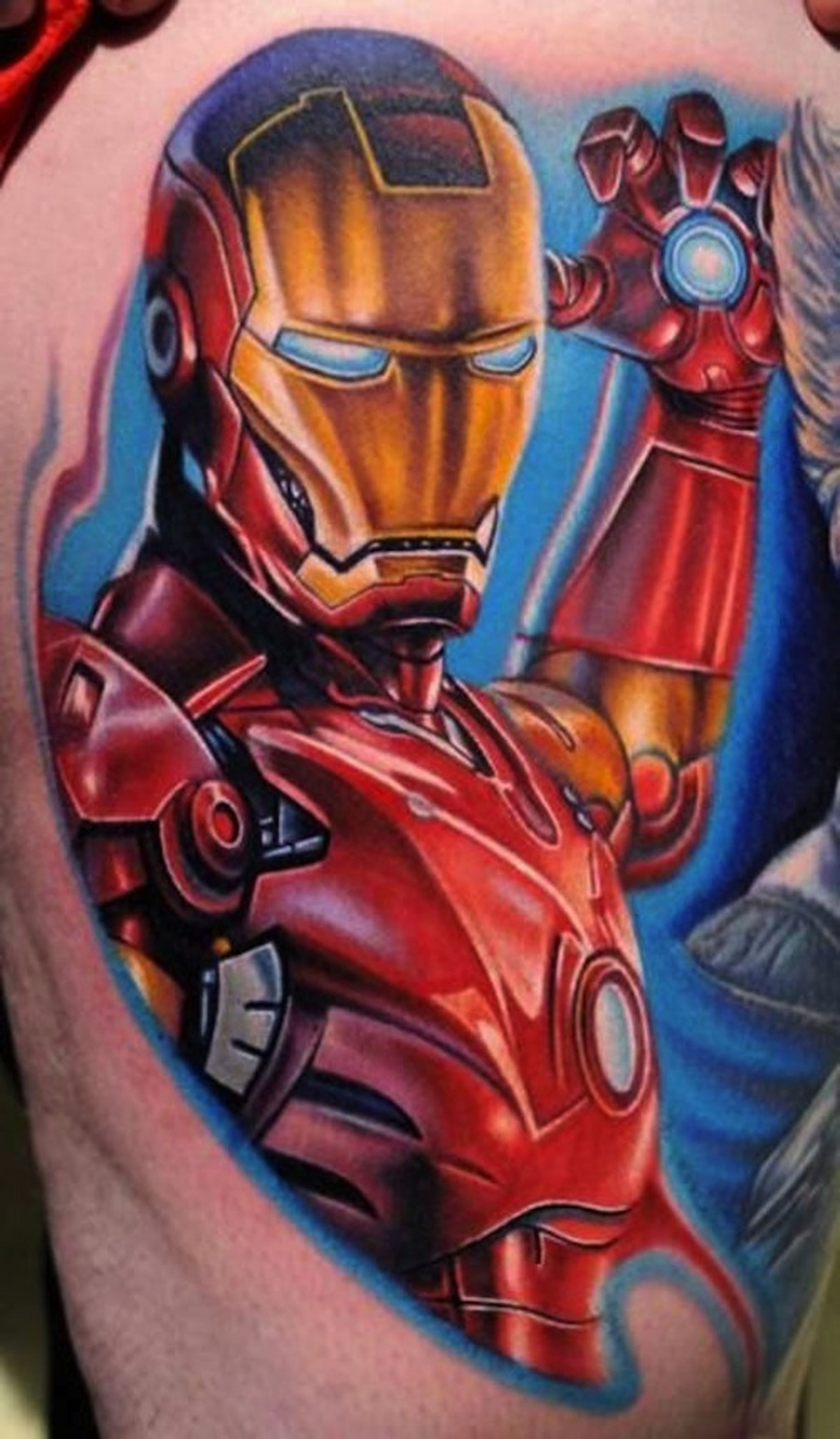 Tatuagens inspiradas em quadrinhos (15)
