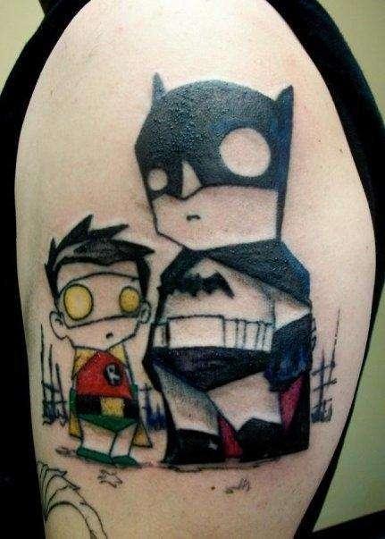 Tatuagens inspiradas em quadrinhos (16)