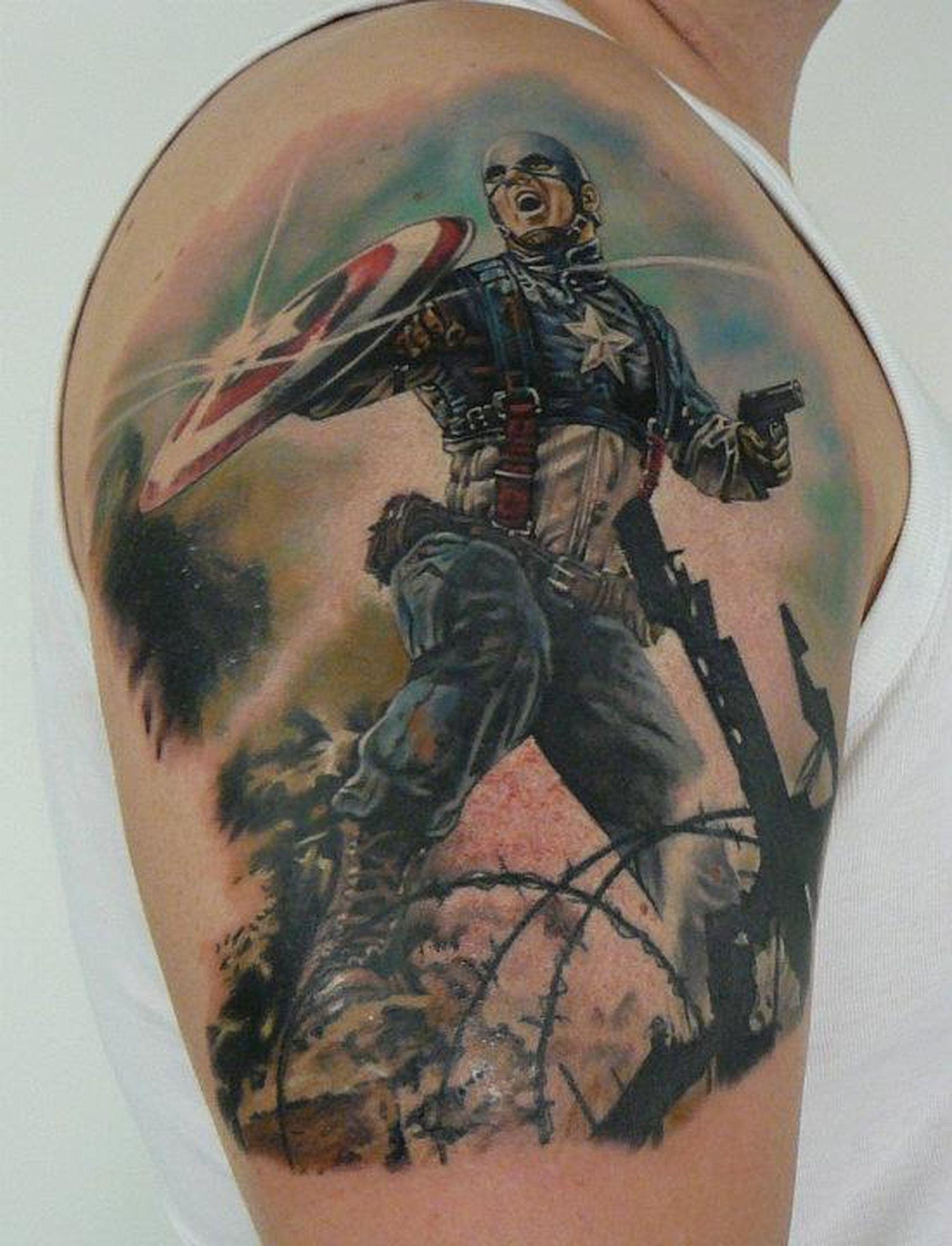 Tatuagens inspiradas em quadrinhos (17)