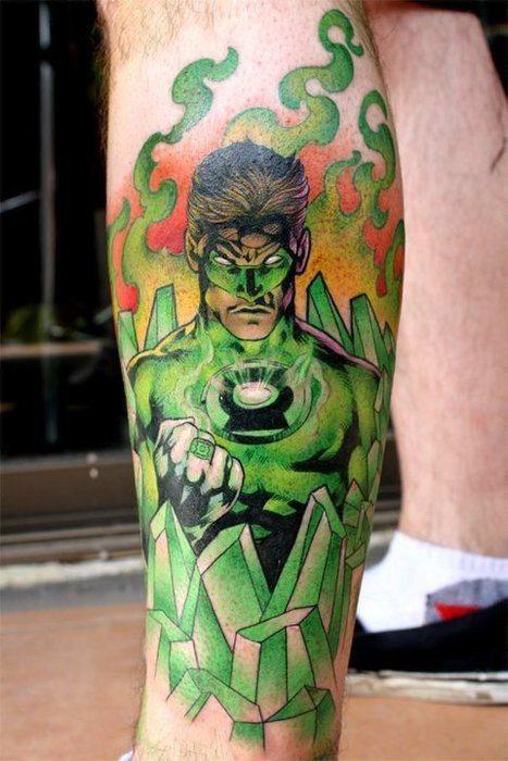 Tatuagens inspiradas em quadrinhos (18)