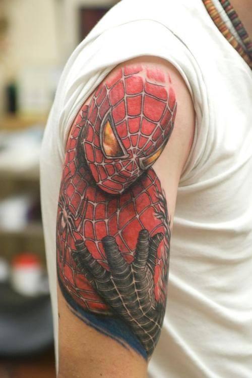 Tatuagens inspiradas em quadrinhos (21)