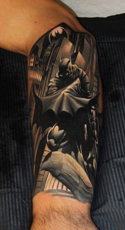Tatuagens inspiradas em quadrinhos (24)