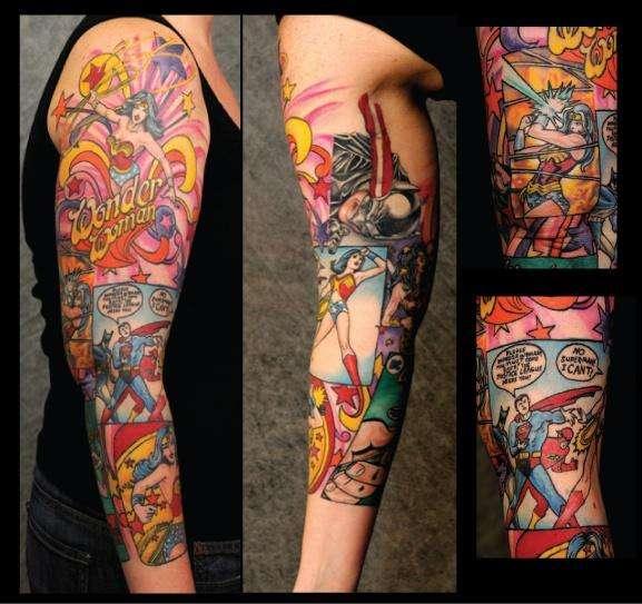 Tatuagens inspiradas em quadrinhos (29)